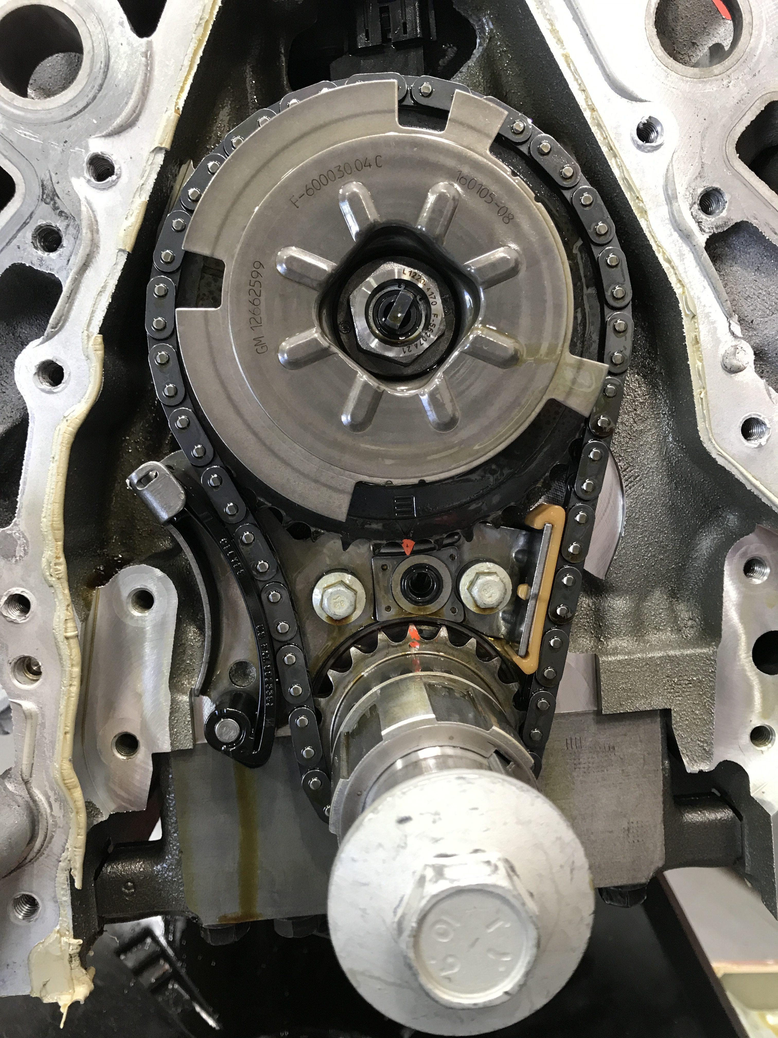 C7 Corvette Camshaft Phaser Installation - thelsxdr.com