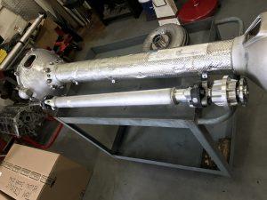 C7 Carbon Fiber Drfiveshaft